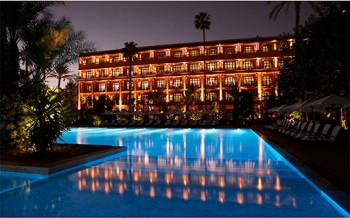 5- gwiazdkowy hotel w Marakeszu
