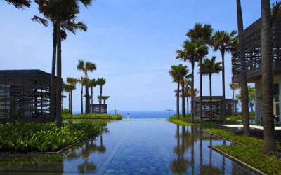 Alila Villas Uluwatu na Bali