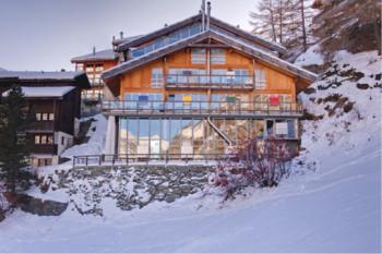 Alpejski sen o zimie
