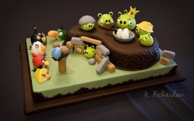 Angry Birds - dekoracje do domu