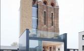 Apartament w wieży ciśnień w Londynie