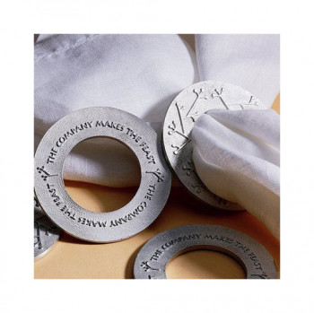 Branches Napkins Rings