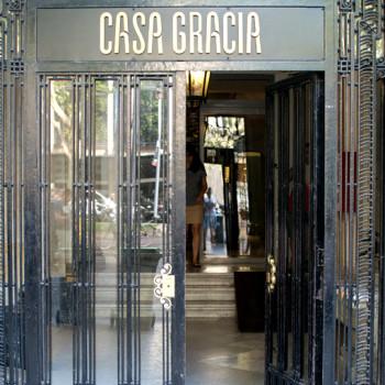 Casa Gracia prosto z malowniczej Hiszpani