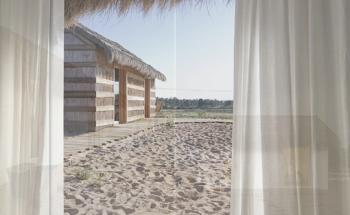 Casa na Areia - luksus w ekologicznym wydaniu