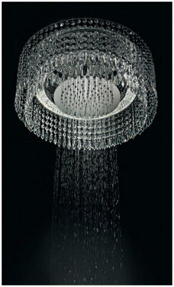 Chandelier Shower 1