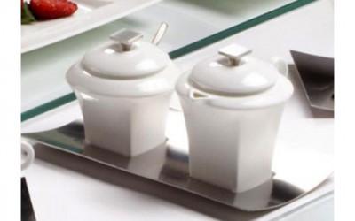 Cukiernica i mlecznik Tramontina Mokka  2