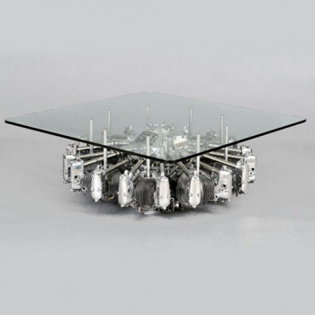 Cylinder Radial Engine Table 1