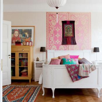 Designerskie dywany Kilim
