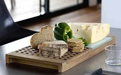 Deska do krojenia chleba i sera Triton Skagerak 1