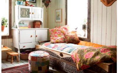 Dom na wsi  w stylu vintage  6