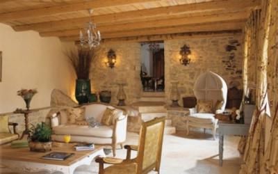 Dom na wsi we francuskim stylu  16
