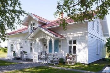 Dom w romantycznym stylu 1