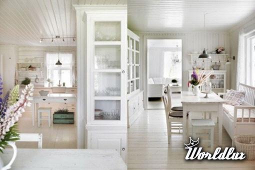 Dom w romantycznym stylu 11