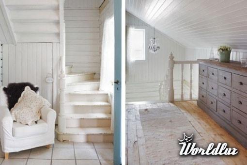 Dom w romantycznym stylu 6