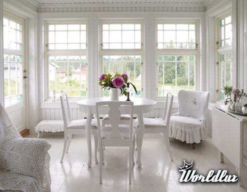 Dom w romantycznym stylu 9