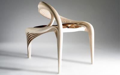 Drewno w estetycznym ruchu, czyli meble wg Josepha Walsha