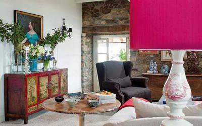 Duch nowoczesności w 300 letnim domu