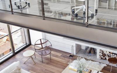 Dwupoziomowy apartament propozycją dla młodej pary