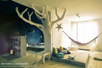 Dziwaczne pokoje dziecięce? A może po prostu wyjątkowe?