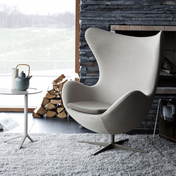 Egg Chair – ikona skandynawskiego stylu