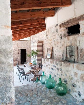 eklektyczny dom na Majorce 1