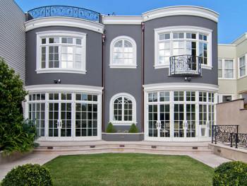 Elegancki dom w San Francisco