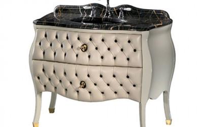 Eleganckie szafki łazienkowe