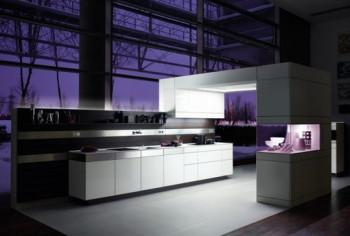 Fioletowe kuchnie - a może jednak?