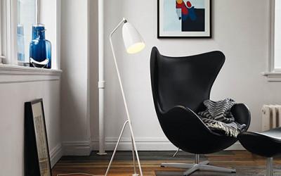 Fotel Egg - nowoczesny fotel do salonu