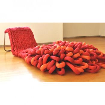 Fotel koralowiec