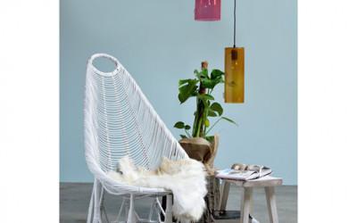 Fotel pleciony Gie El Botanica