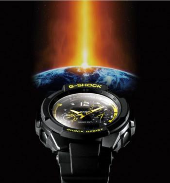 G-Shock GW-3500, 1