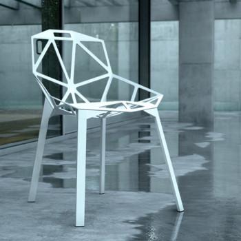 Geometryczne krzesła D2