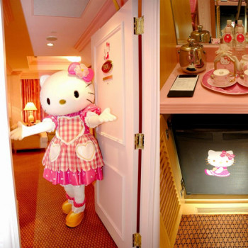 Grand Hi Lai Hotel Hello Kitty