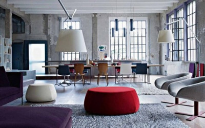 Hipsterski loft czy kuszący minimalizm?