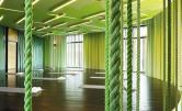 Idealna przestrzeń do jogi
