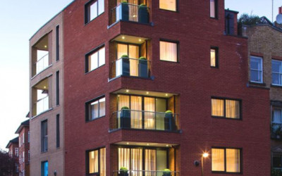 Imponujący apartament w Londynie