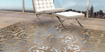 Inspirujące połączenie metalu z betonem