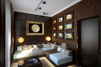 Jeden pokój, dwa style