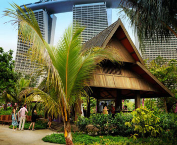 Kierunek: Singapur - Gardens by the Bay