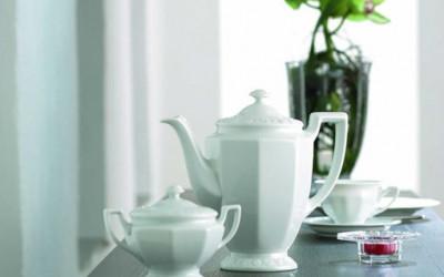 Klasyka porcelany - Biała Maria