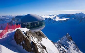 Klejnot na szczycie Tyrolu