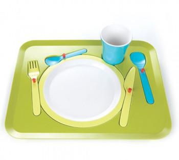 Komplet stołowy dla dzieci Royal VKB Puzzle  1
