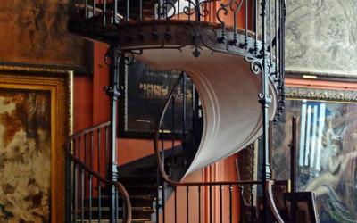 Kreatywne pomysły na wykonanie schodów