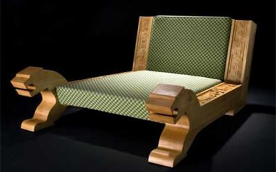 Krzesło Slacker 1