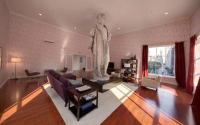 Krzysztof Kolumb odkrył... salon