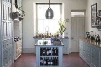 Kuchnia w wiktoriańskim stylu 1