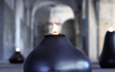 Lampa oliwna Organic marki Menu  1