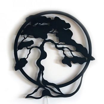 Lampa ścienna Bonsai