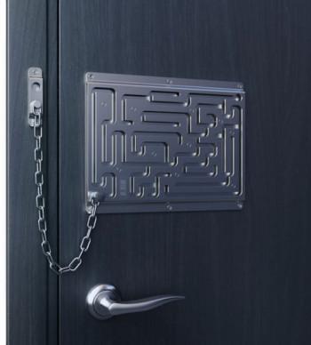 łańcuch do drzwi 1